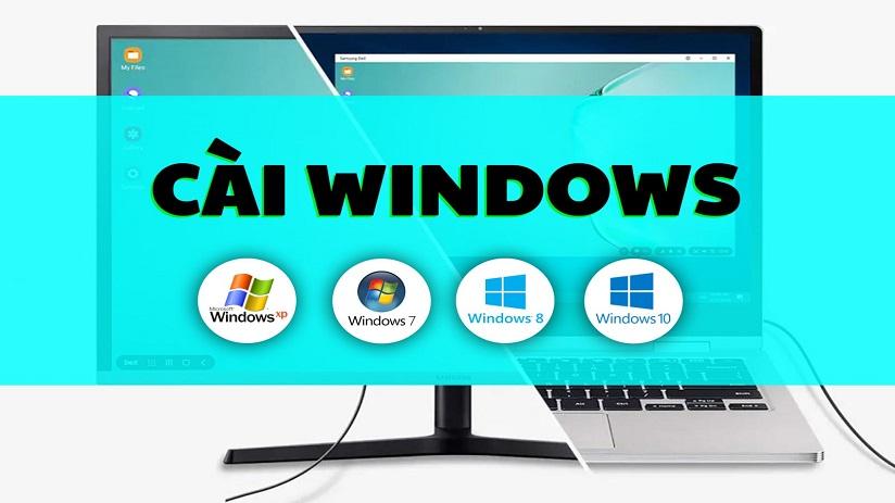 Tổng hợp link tải iso và driver cài Win 10 Win 7 Win 8 Win Xp cho Laptop & PC