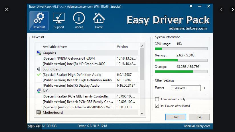 Cách tải và cài Driver Win 10 32bit và 64bit kèm Link tải 2020