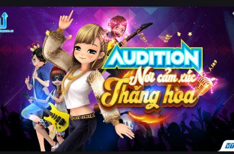 Cách tải link và cài game audition vtc online