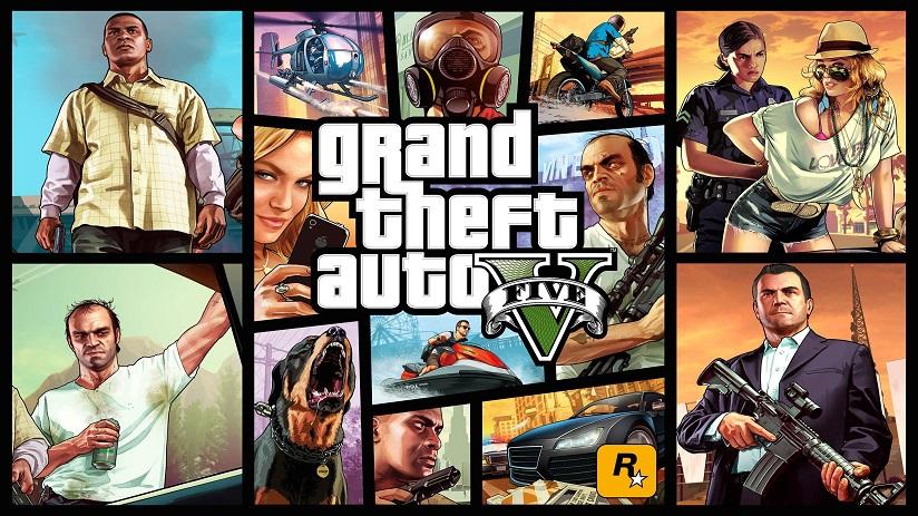 Cách tải link và cài game gta 5 grand theft auto full crack miễn phí
