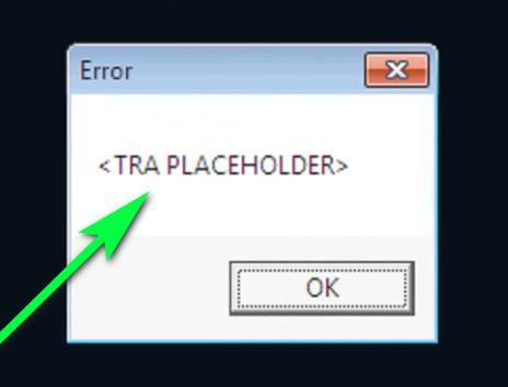 Lỗi TRA PLACEHOLDER game liên minh huyền thoại