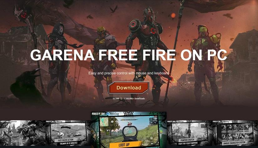 Hướng dẫn chi tiết link tải Freefire và Cách Cài Freefire trên Máy tính 2020
