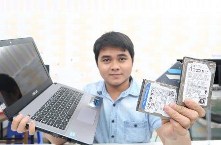 cách lắp thêm ổ cứng cho laptop ssd hdd