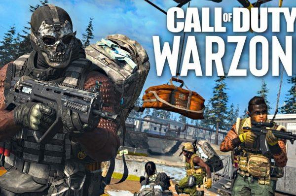 tải và cài call of duty warzone