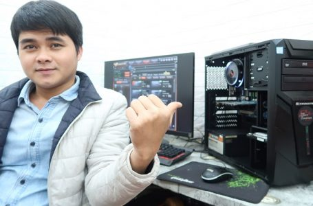 Build và Test Game Máy Tính PC 1700k Bán Trên Shopee