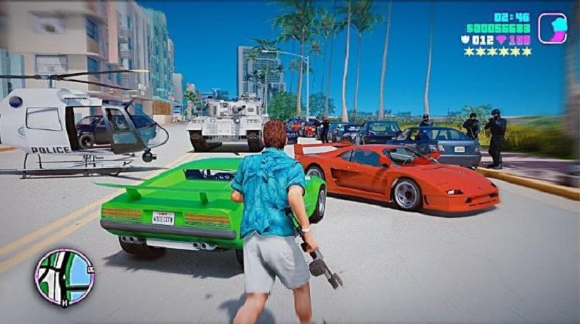 Hướng dẫn tải và cài game GTA VICE CITY miễn phí 2021