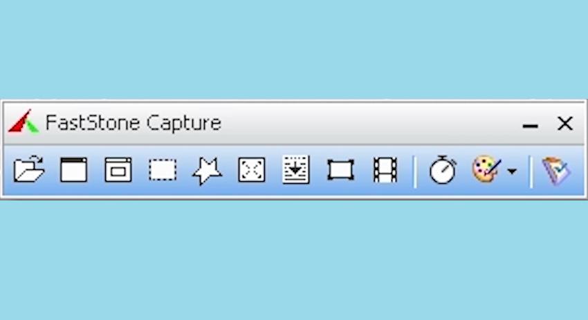 Phần Mềm Chụp Ảnh Quay Video Màn Hình Máy Tính Laptop PC Rất Nhẹ
