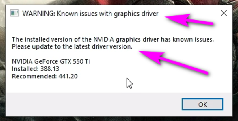 Xử Lý Lỗi Graphics Driver Game Valorant Việt Nam 2021