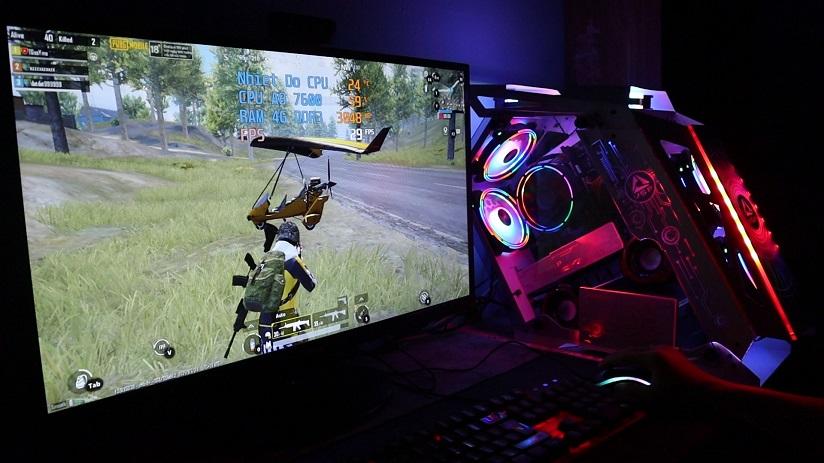 Build PC 3.600K LED Hầm Hố AMD Chiến Game Học Tập Làm Việc
